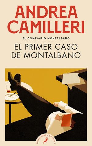 PRIMER CASO DE MONTALBANO MONTALBANO 11