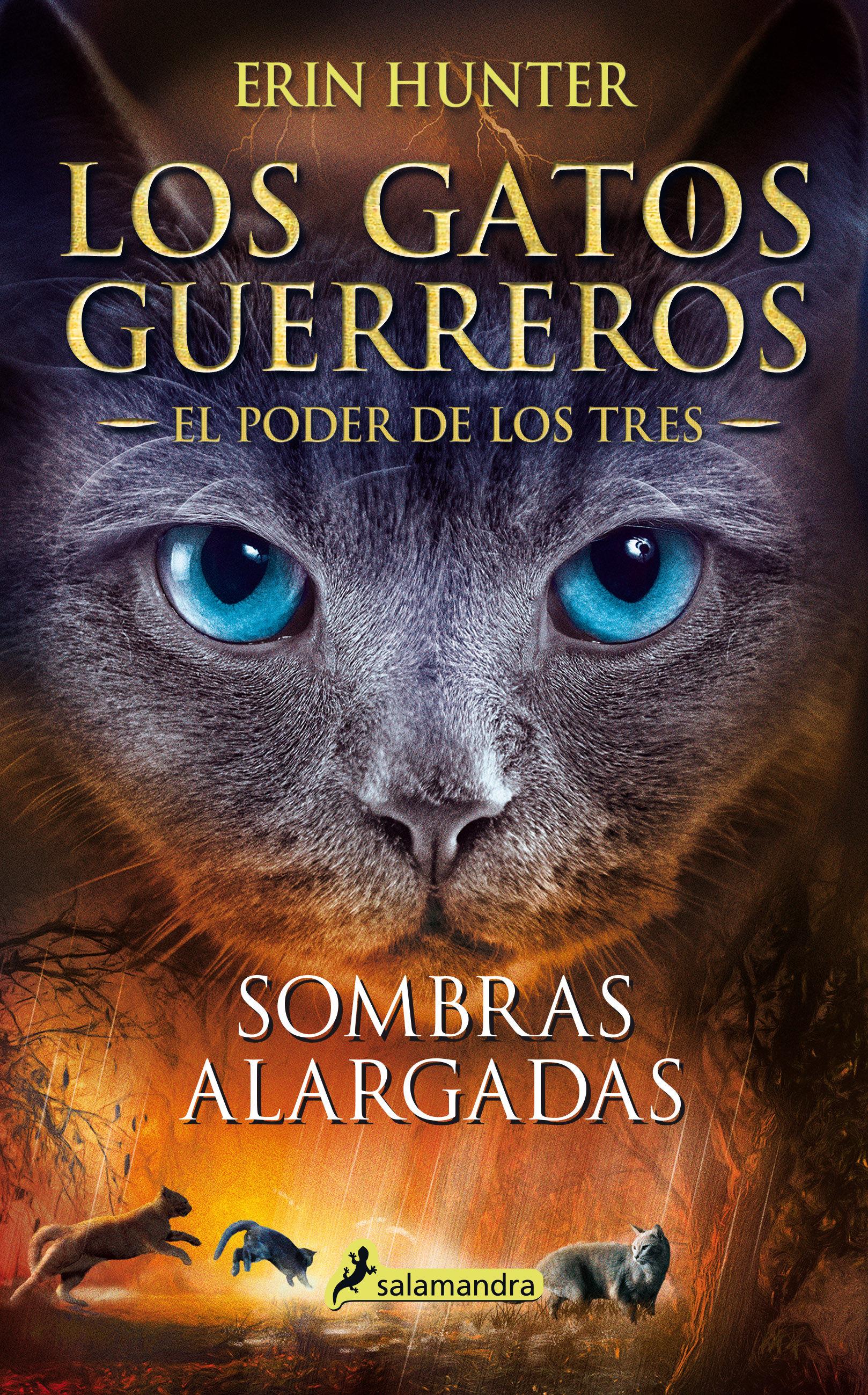 GATOS GUERREROS 5 SOMBRAS ALARGADAS