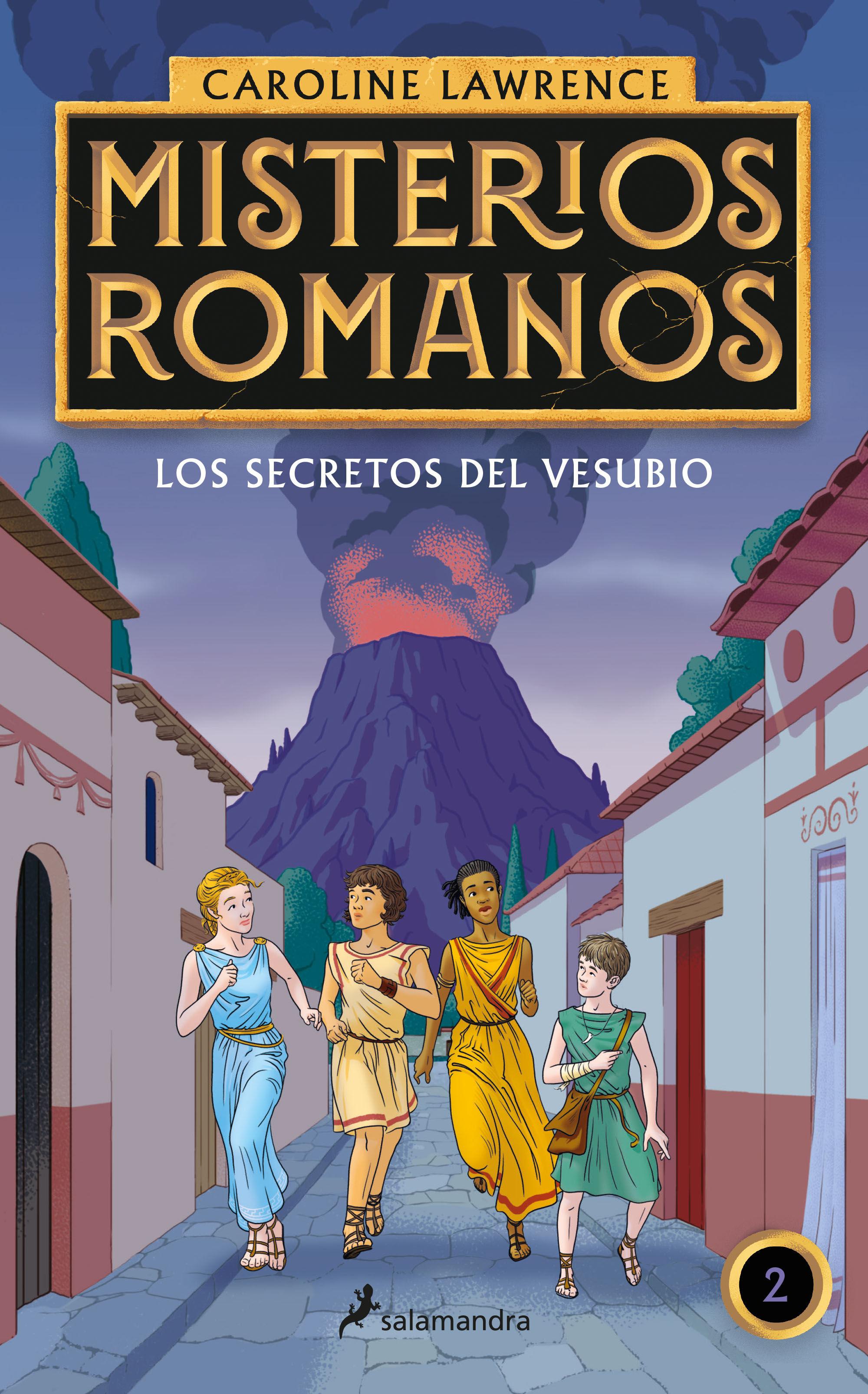 SECRETOS DEL VESUBIO LOS MISTERIOS ROMANOS 2