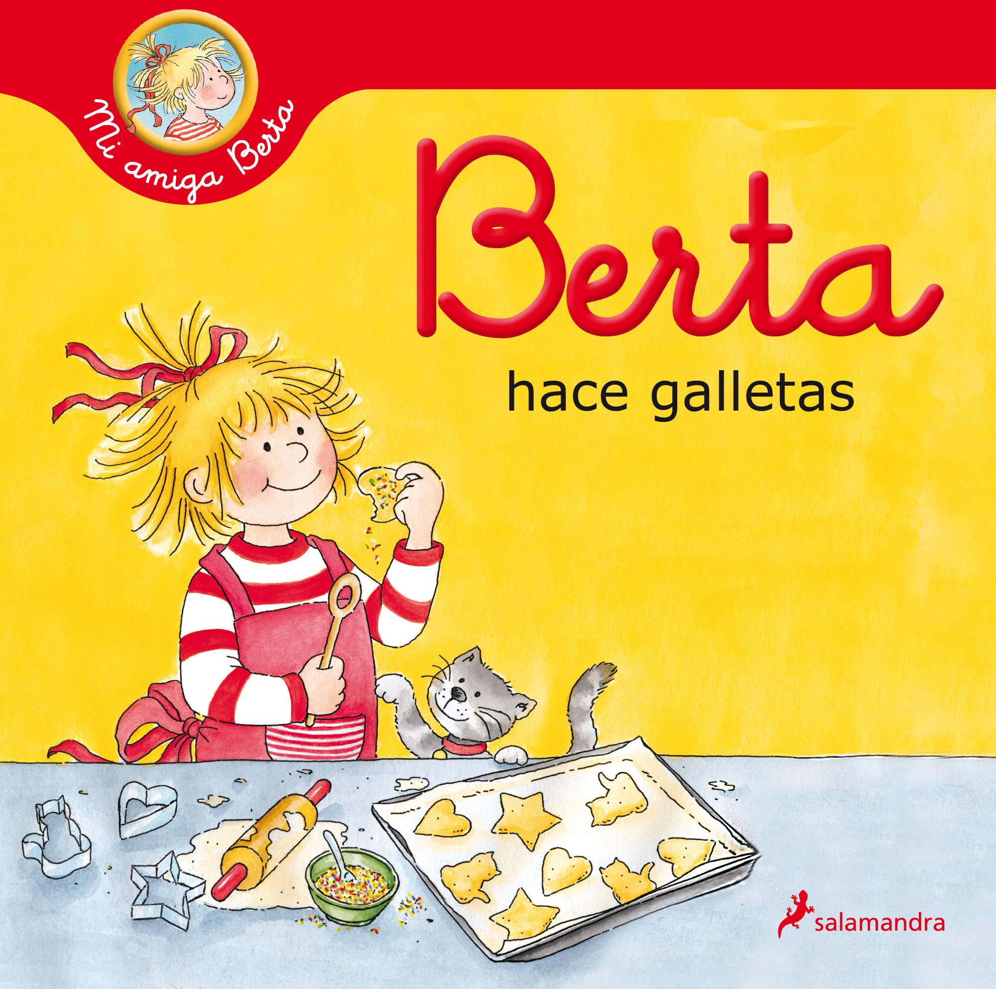 BERTA HACE GALLETAS