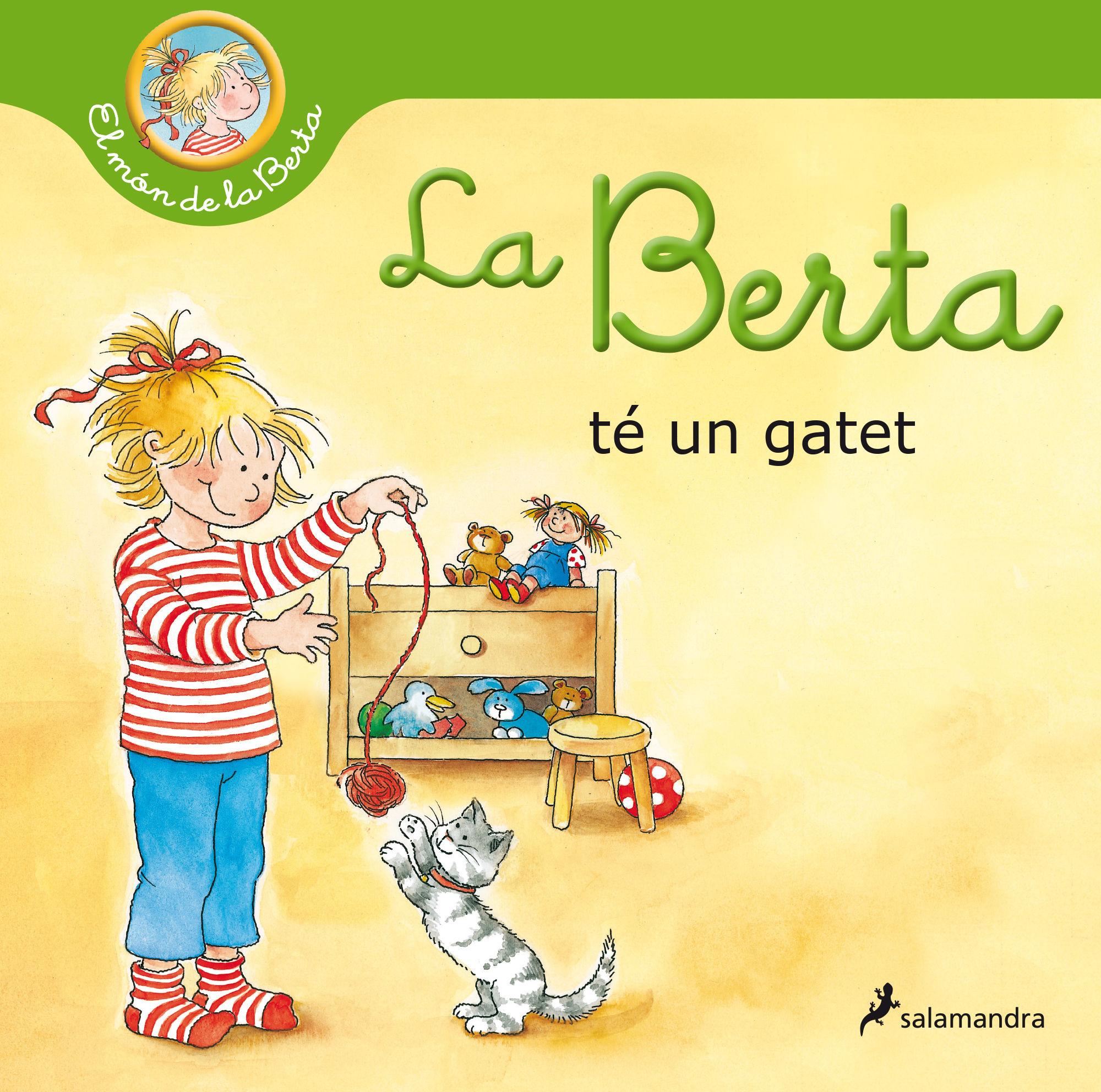 LA BERTA TE UN GATET (EL MÓN DE LA BERTA)