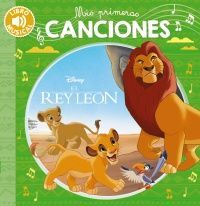 MIS PRIMERAS CANCIONES EL REY LEON