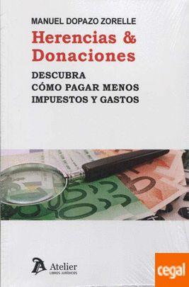 HERENCIAS Y DONACIONES EN CATALUÑA  TRUCOS PARA PAGAR MENOS IMPUESTOS