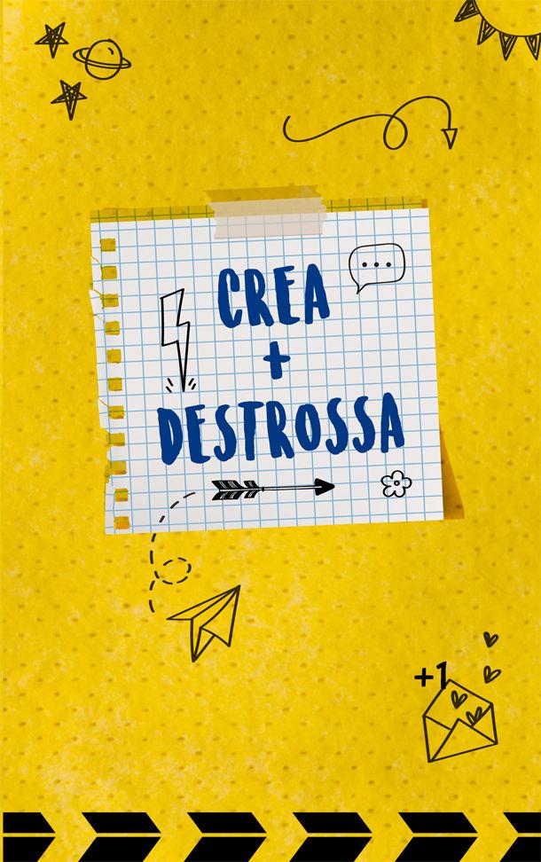 CREA + DESTROSSA AQUEST DIARI