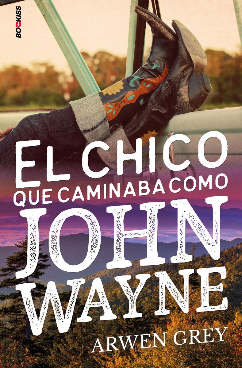 CHICO QUE CAMINABA COMO JOHN WAYNE EL