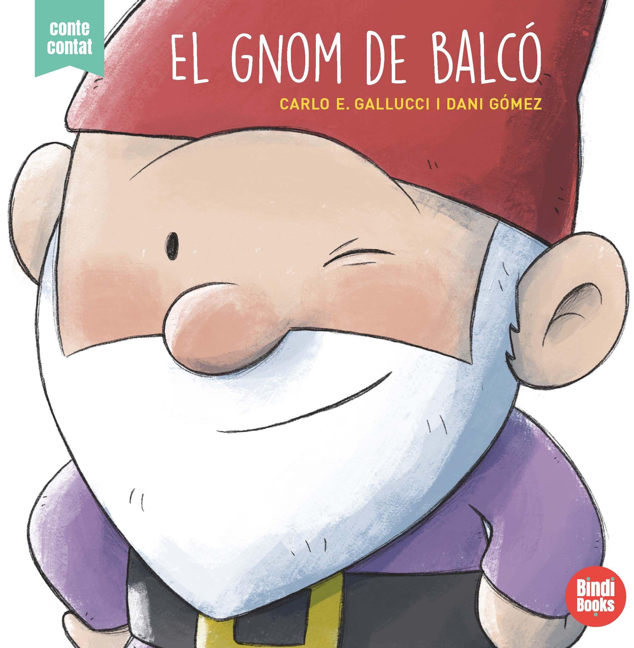 GNOM DE BALCO EL
