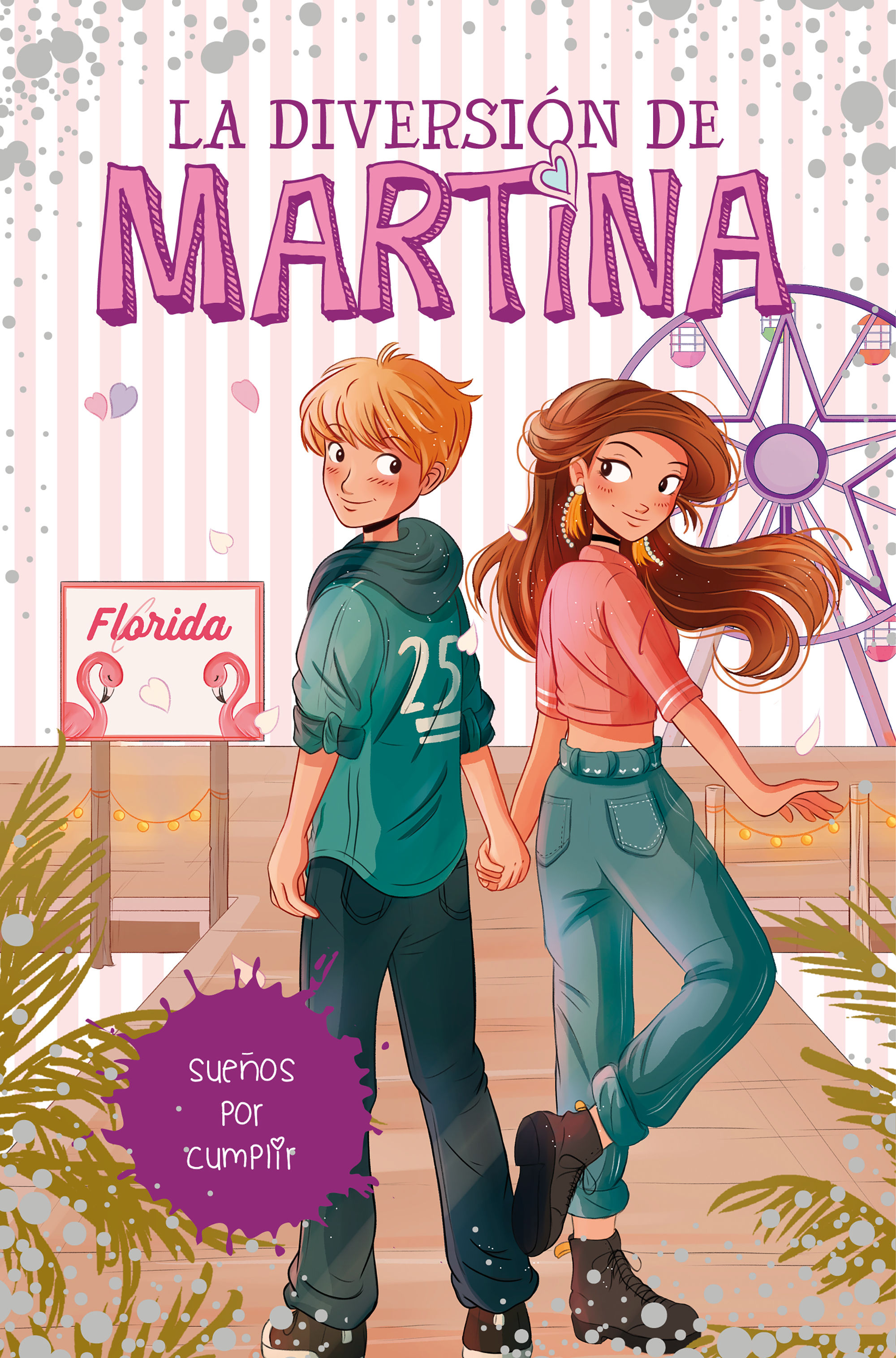 DIVERSION DE MARTINA 10 SUEÑOS POR CUMPLIR LA