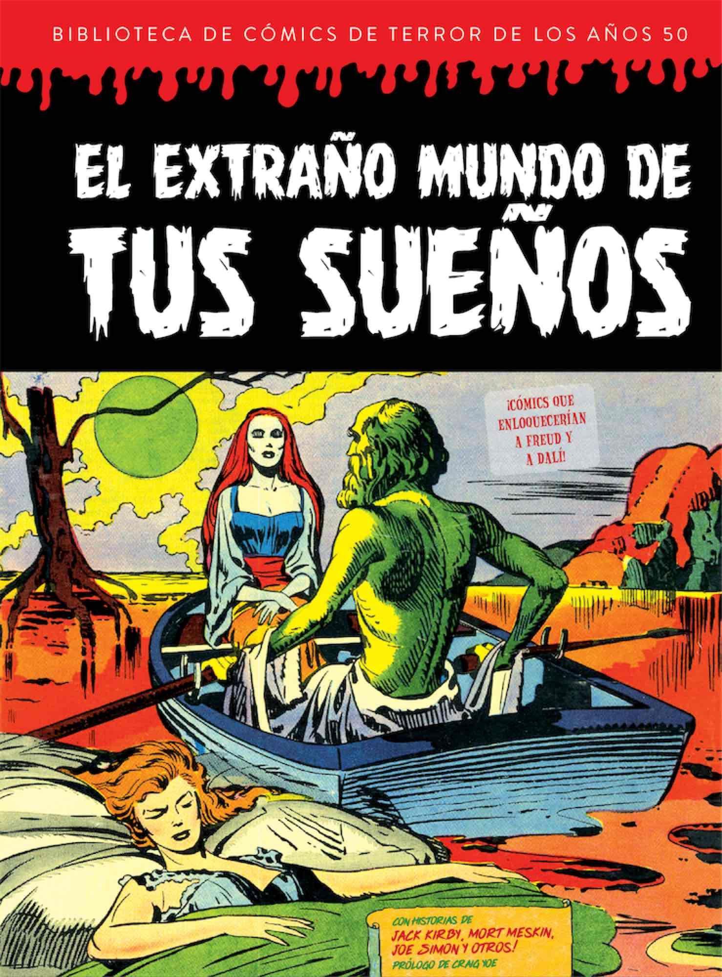 EXTRANO MUNDO DE TUS SUENOS (BIBLIOTECA DE COMICS