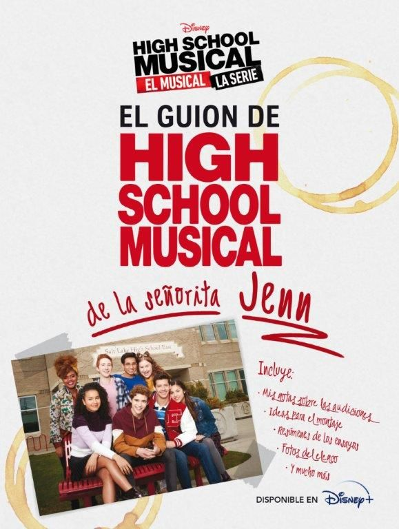HIGH SCHOOL MUSICAL EL MUSICAL DE LA SEÑORITA