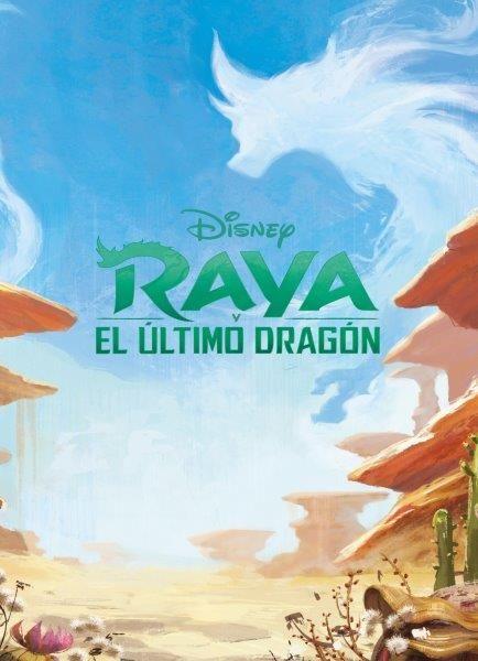 RAYA Y EL ULTIMO DRAGON MEGACOLOR