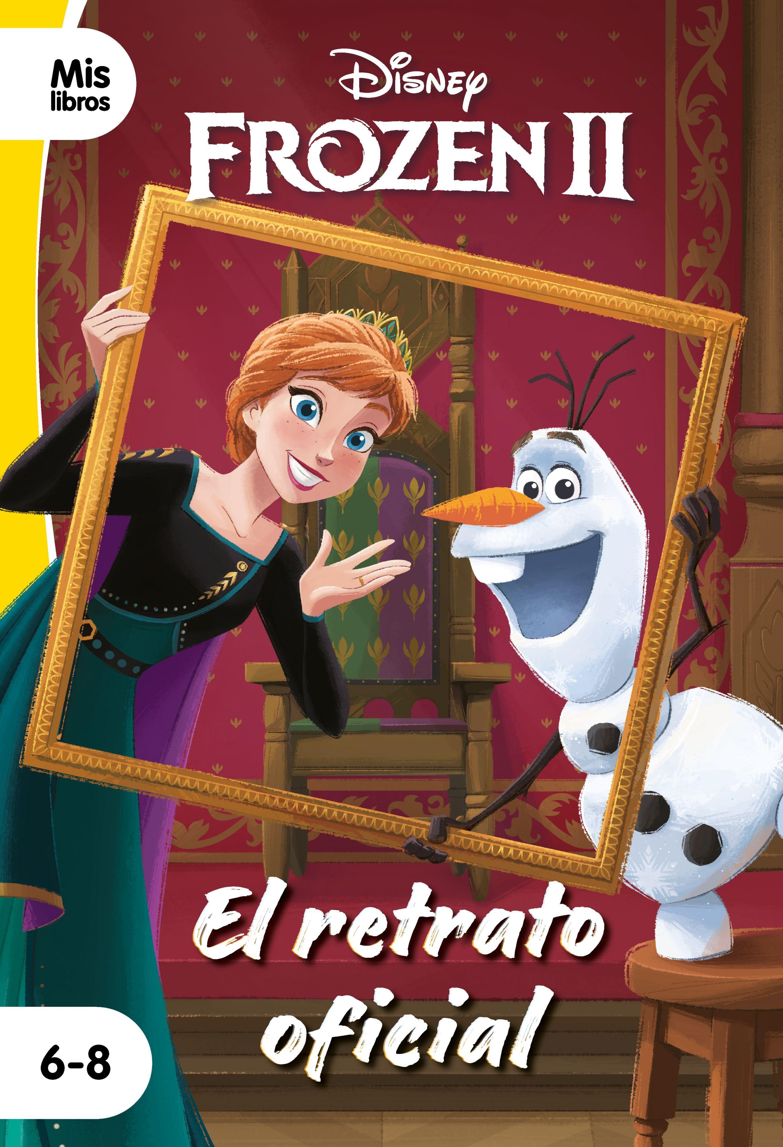 FROZEN 2 EL RETRATO OFICIAL
