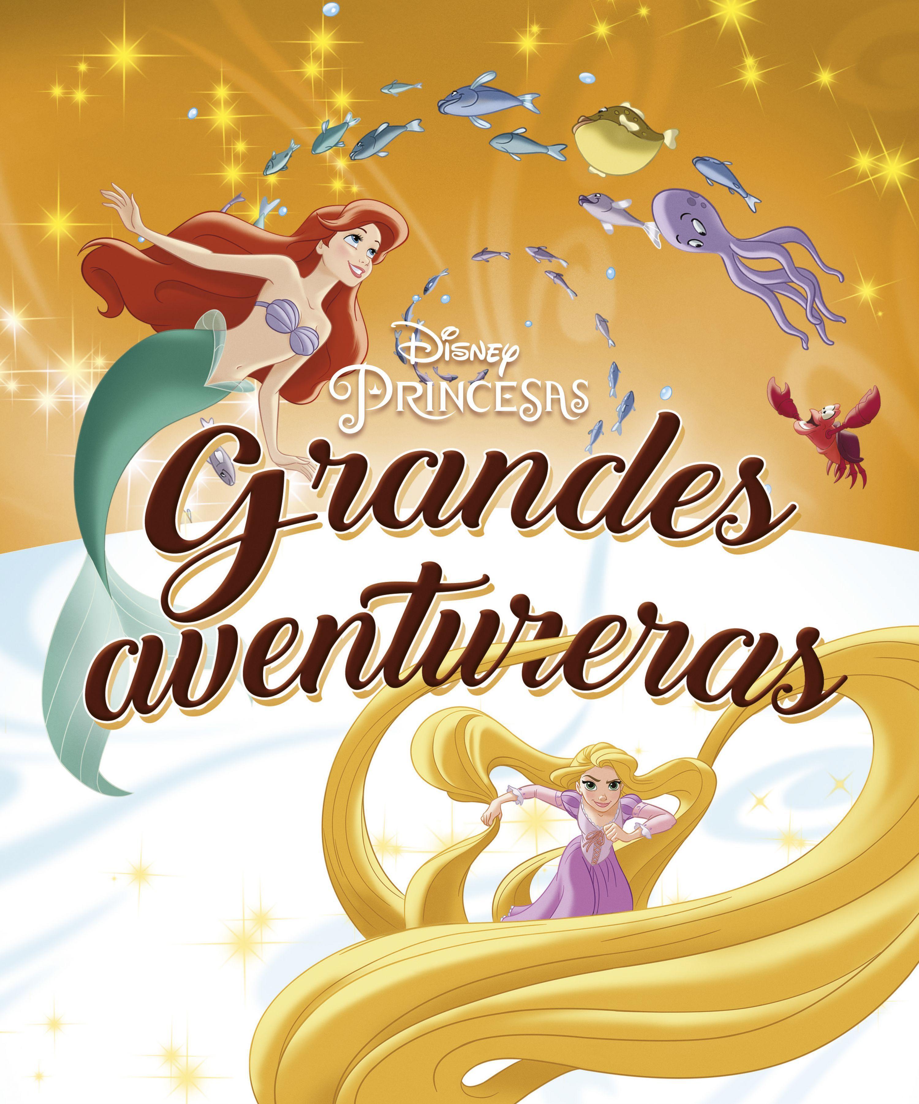 PRINCESAS GRANDES AVENTURERAS