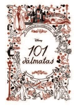 101 DALMATAS TESOROS DE LA ANIMACION