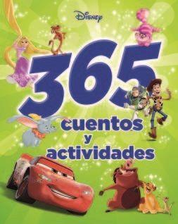 DISNEY 365 CUENTOS Y ACTIVIDADES