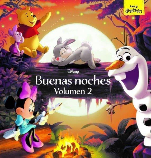 DISNEY BUENAS NOCHES VOLUMEN 2