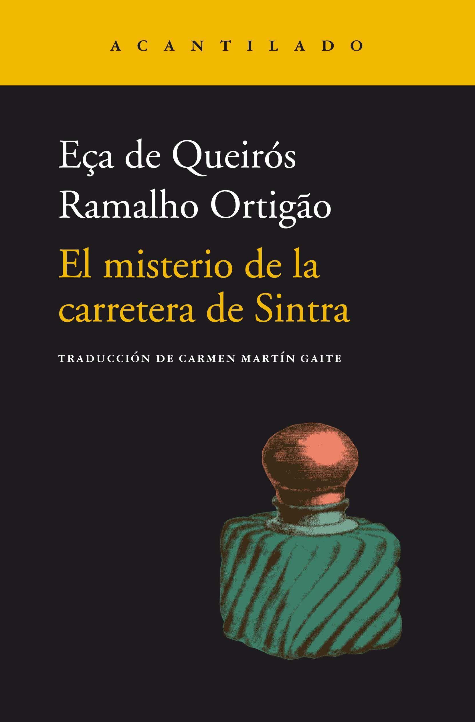 MISTERIO DE LA CARRETERA DE SINTRA EL