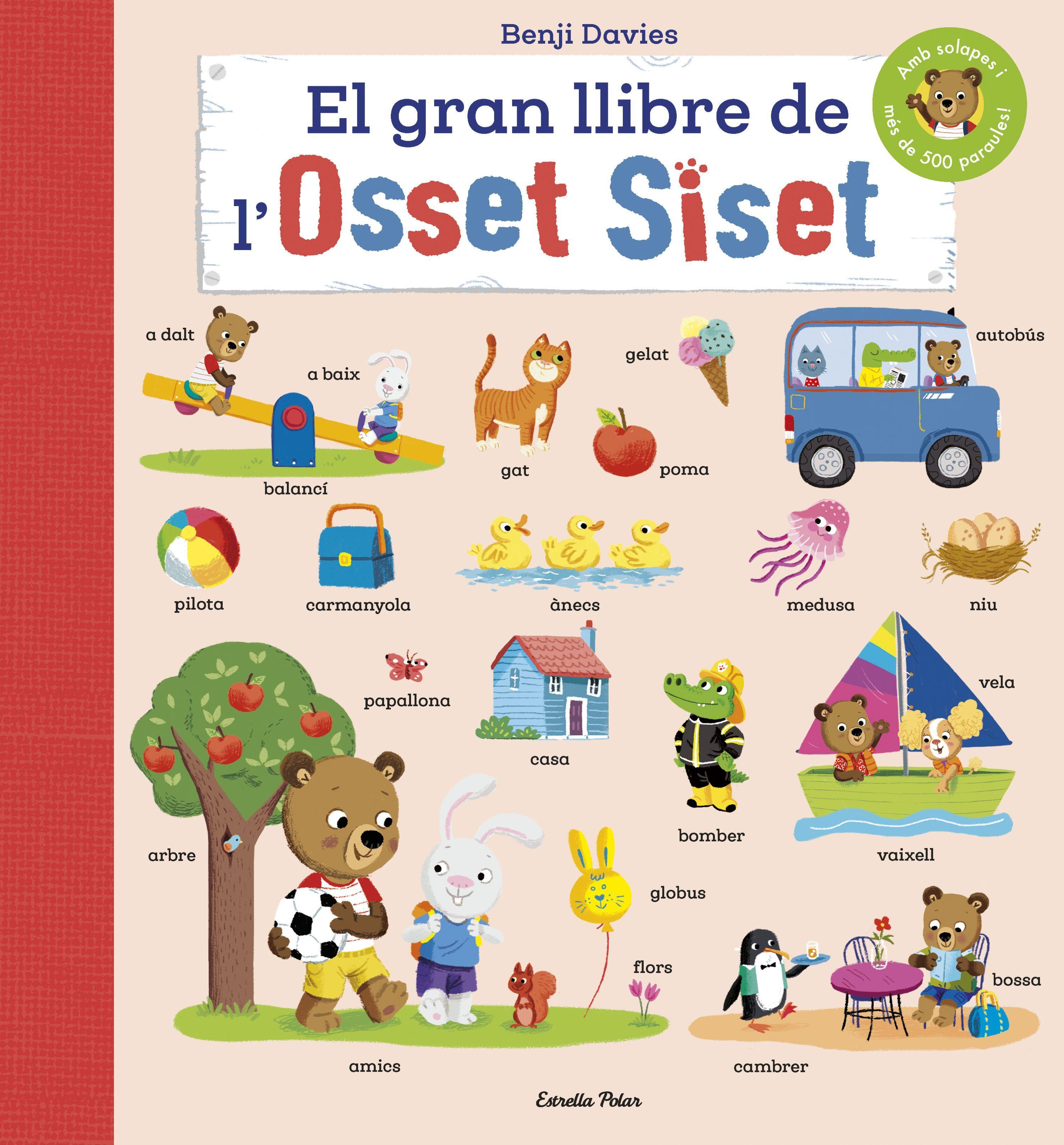 GRAN LLIBRE DE L OSSET SISET EL
