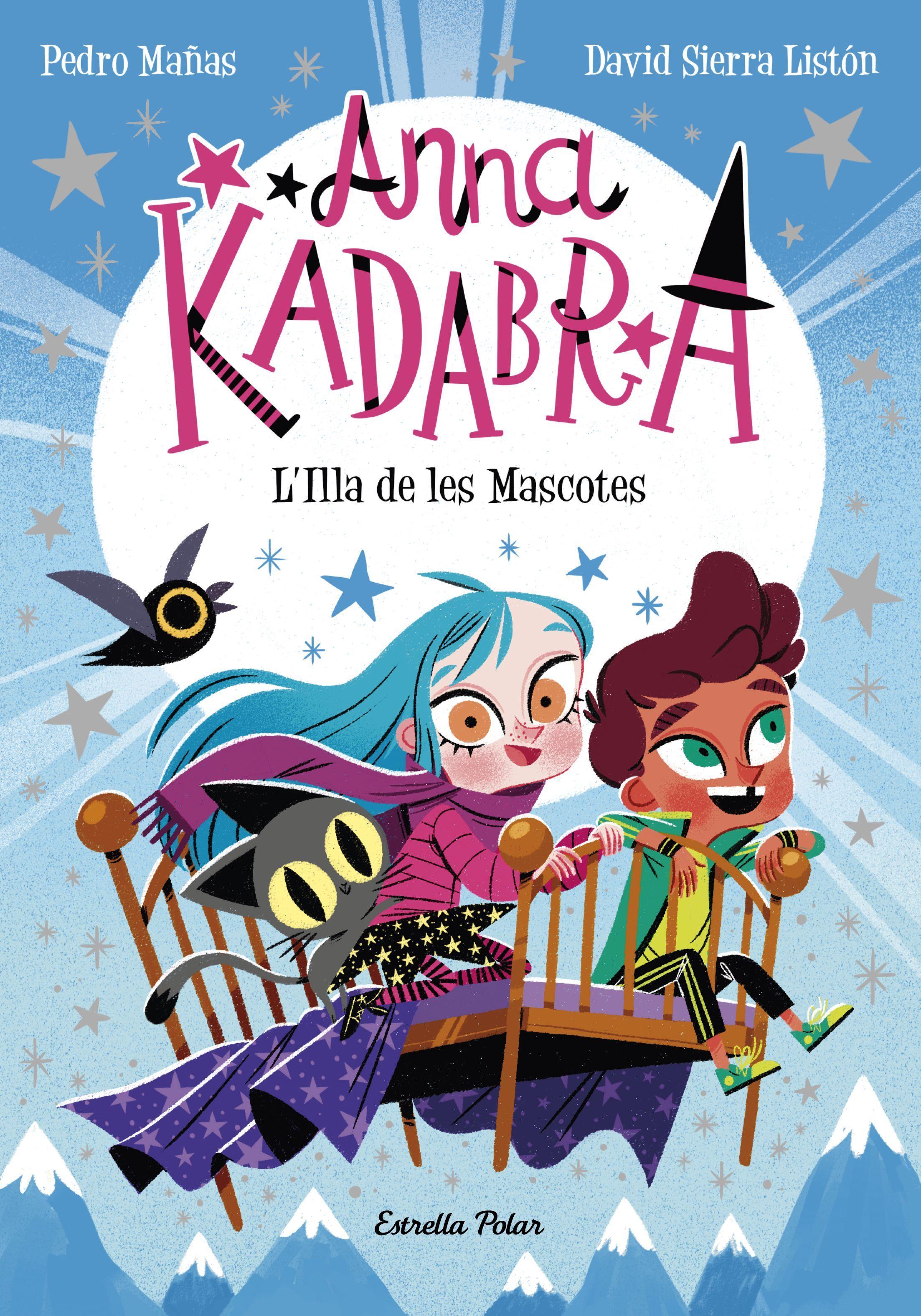 ANNA KADABRA 5 L ILLA DE LES MASCOTES