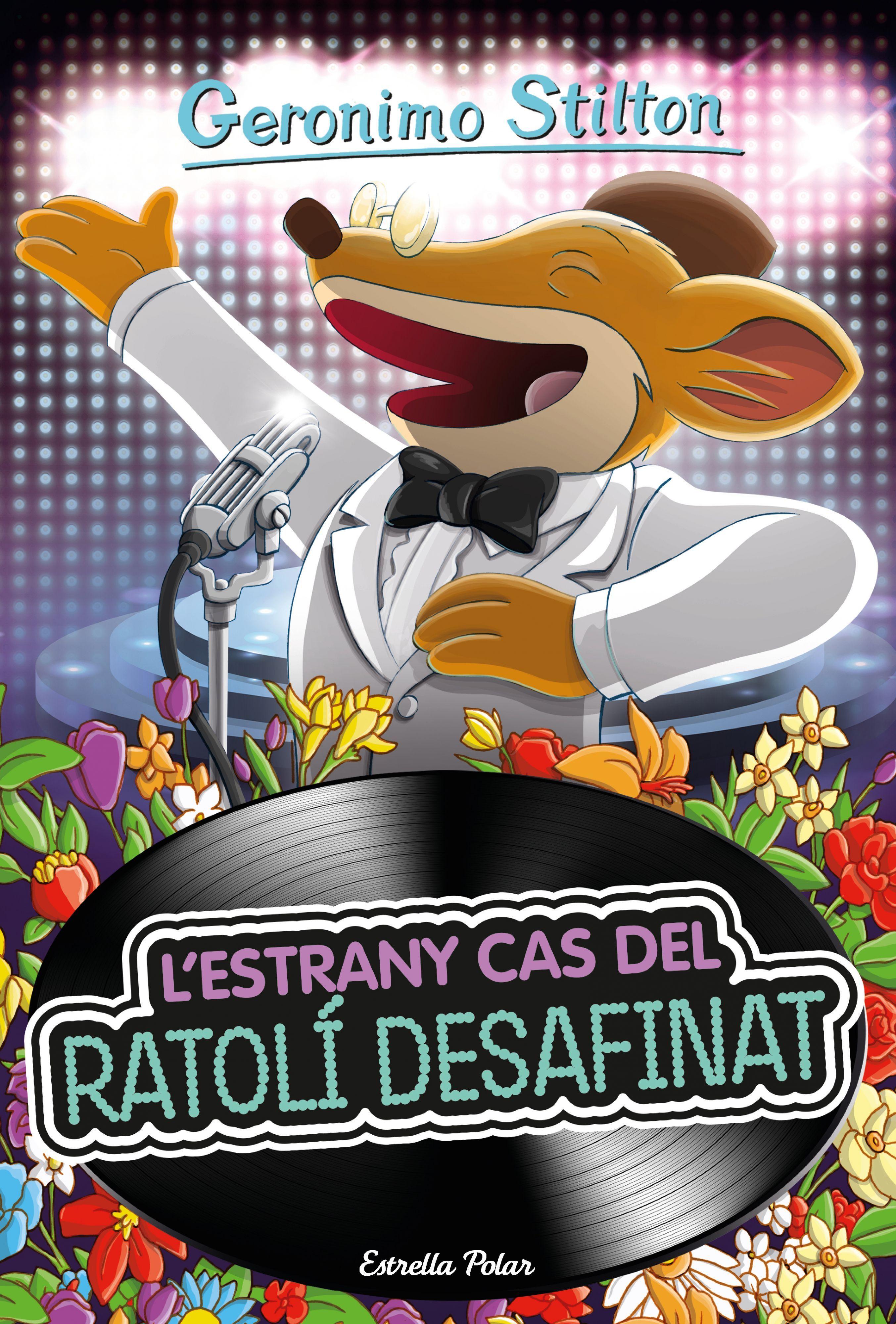 GERONIMO STILTON 55 ESTRANY CAS DEL RATOLÍ DESAFINAT