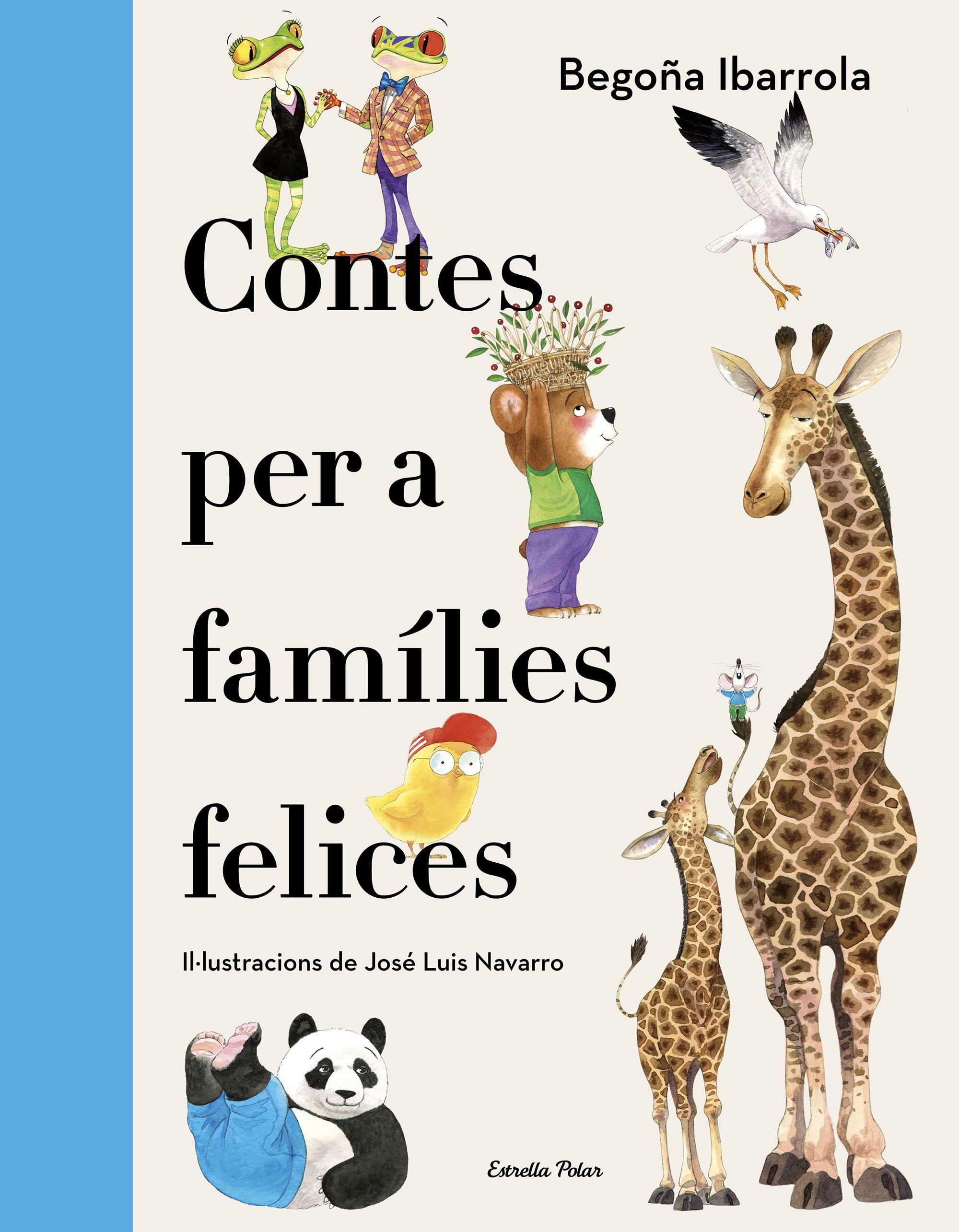 CONTES PER A FAMILIES FELICES