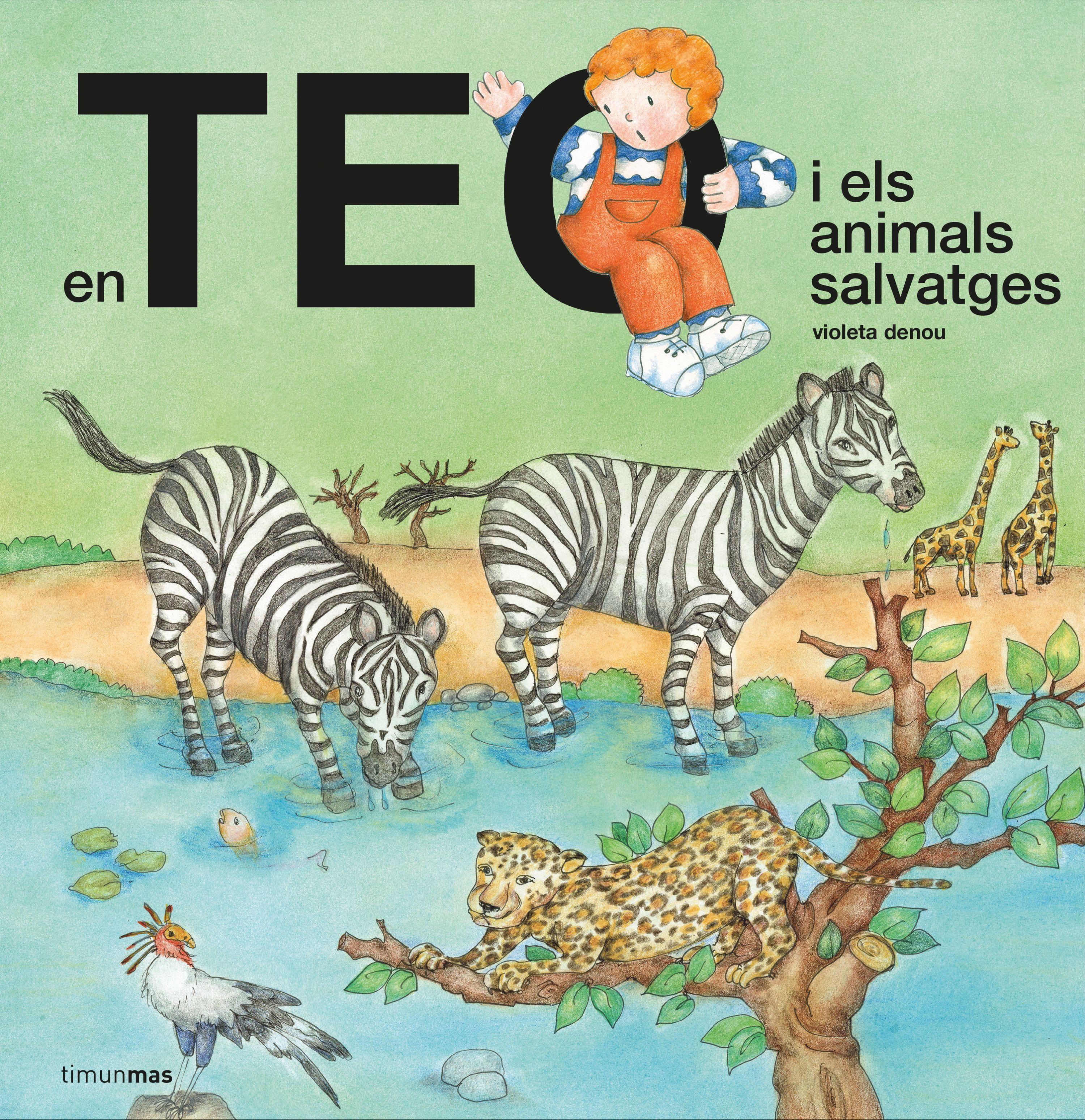 EN TEO I ELS ANIMALS SALVATGES