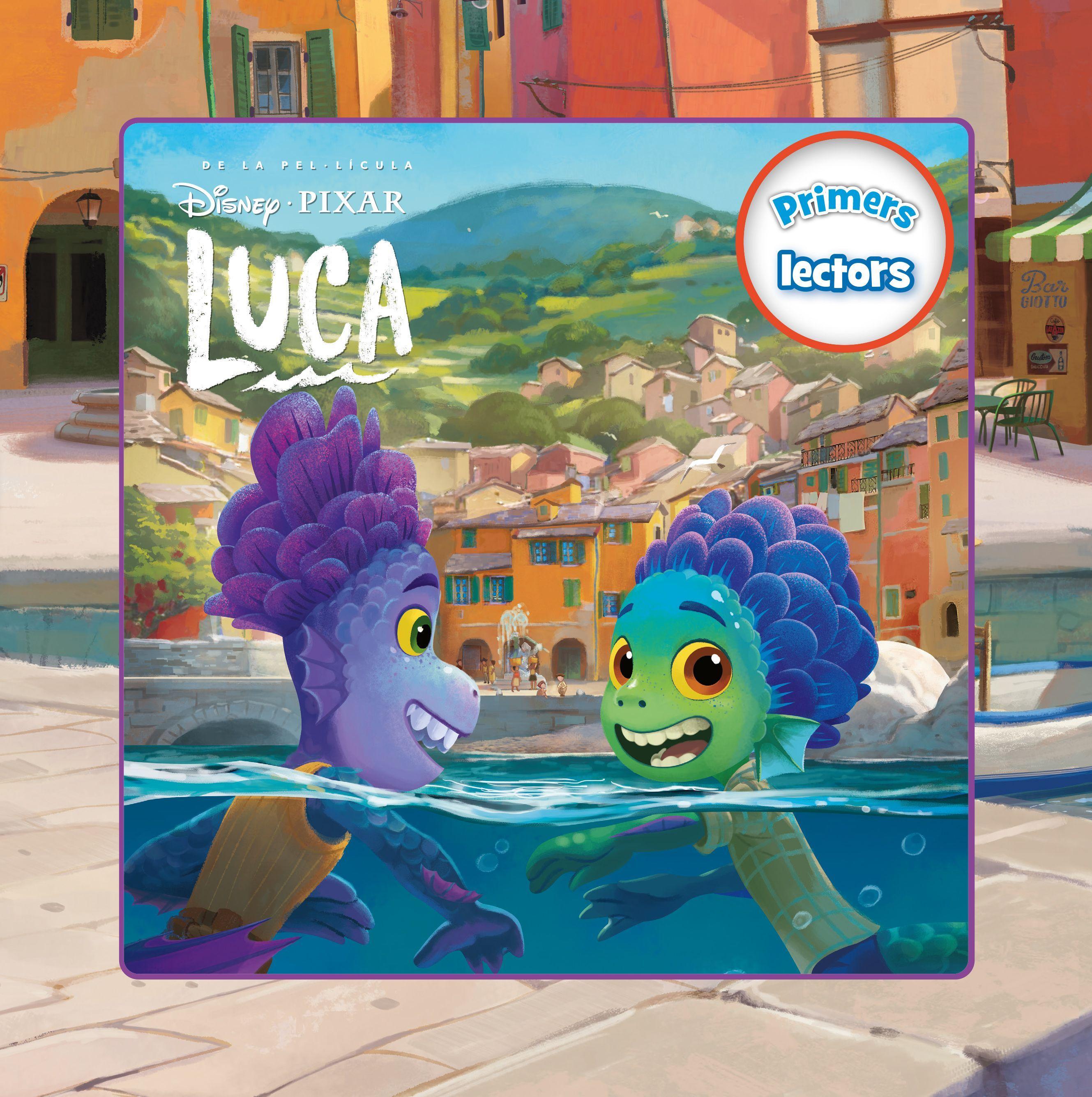 LUCA PRIMERS LECTORS
