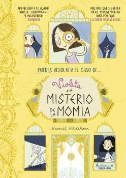 VIOLETA Y EL MISTERIO DE LA MOMIA (4)