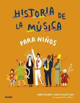 HISTORIA DE LA MUSICA PARA NIÑOS