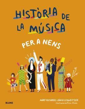 HISTORIA DE LA MUSICA PER A NENS