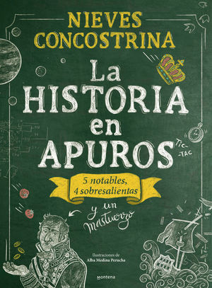 HISTORIA EN APUROS LA