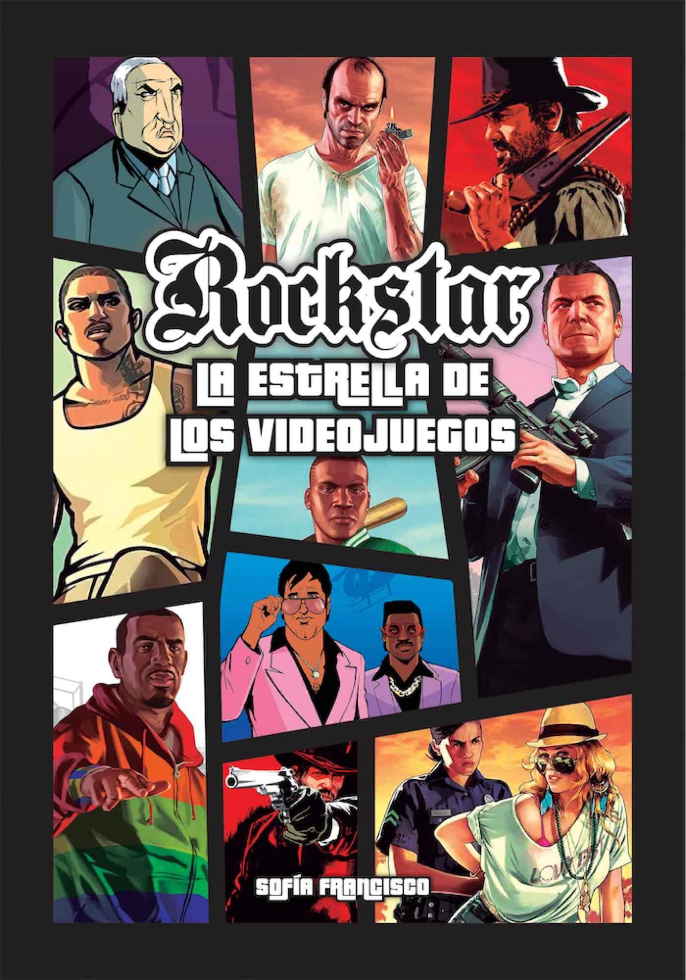 ROCKSTAR LA ESTRELLA DE LOS VIDEOJUEGOS