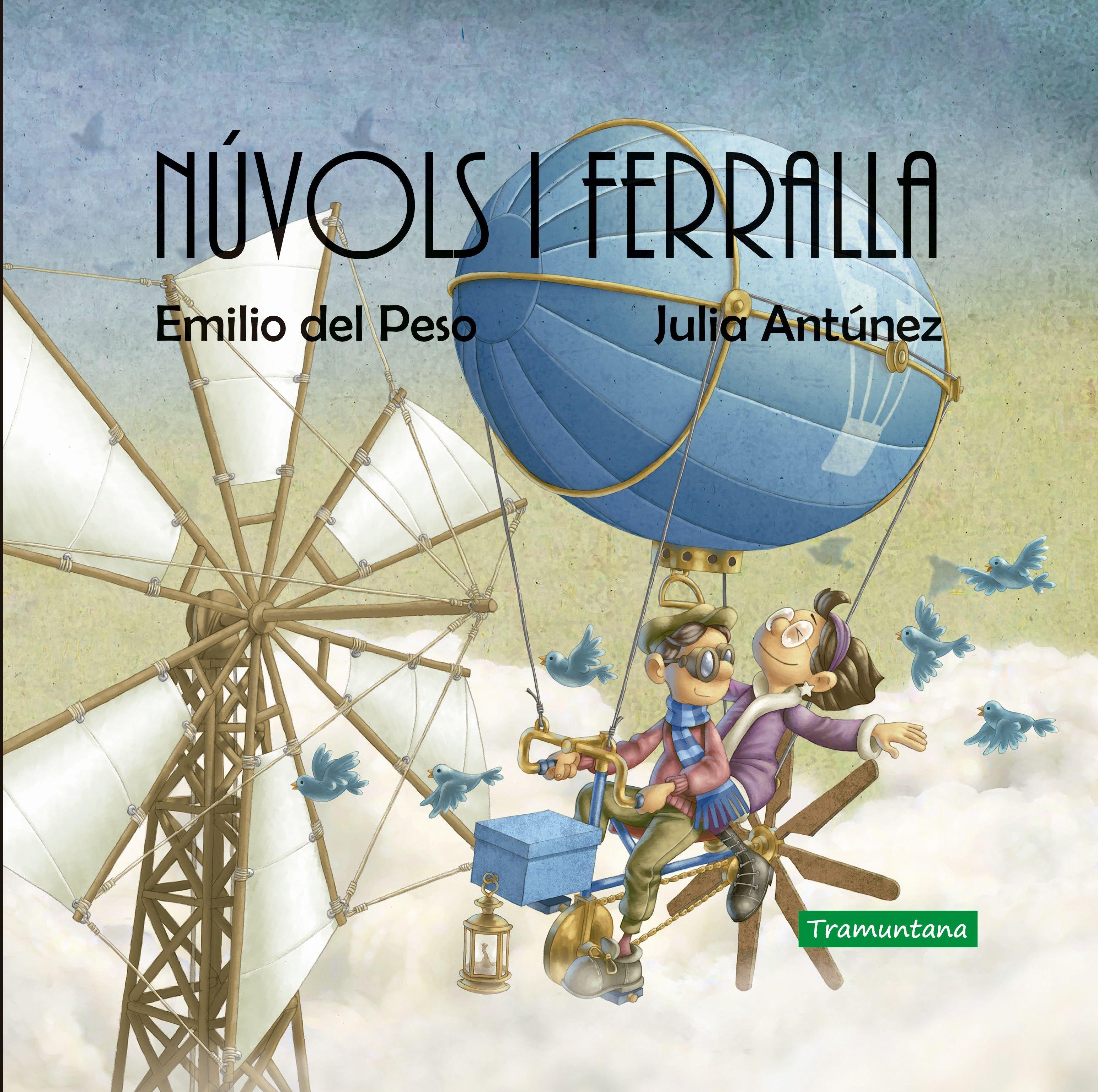 NUVOLS I FERRALLA