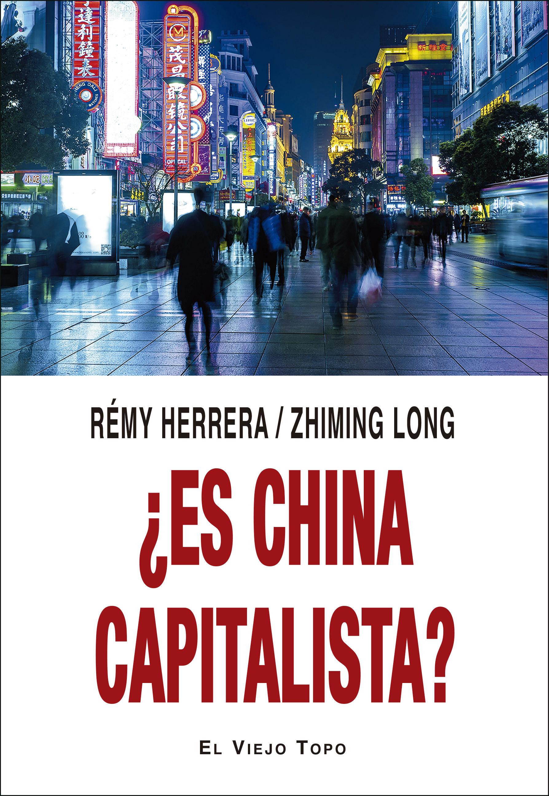 ES CHINA CAPITALISTA?
