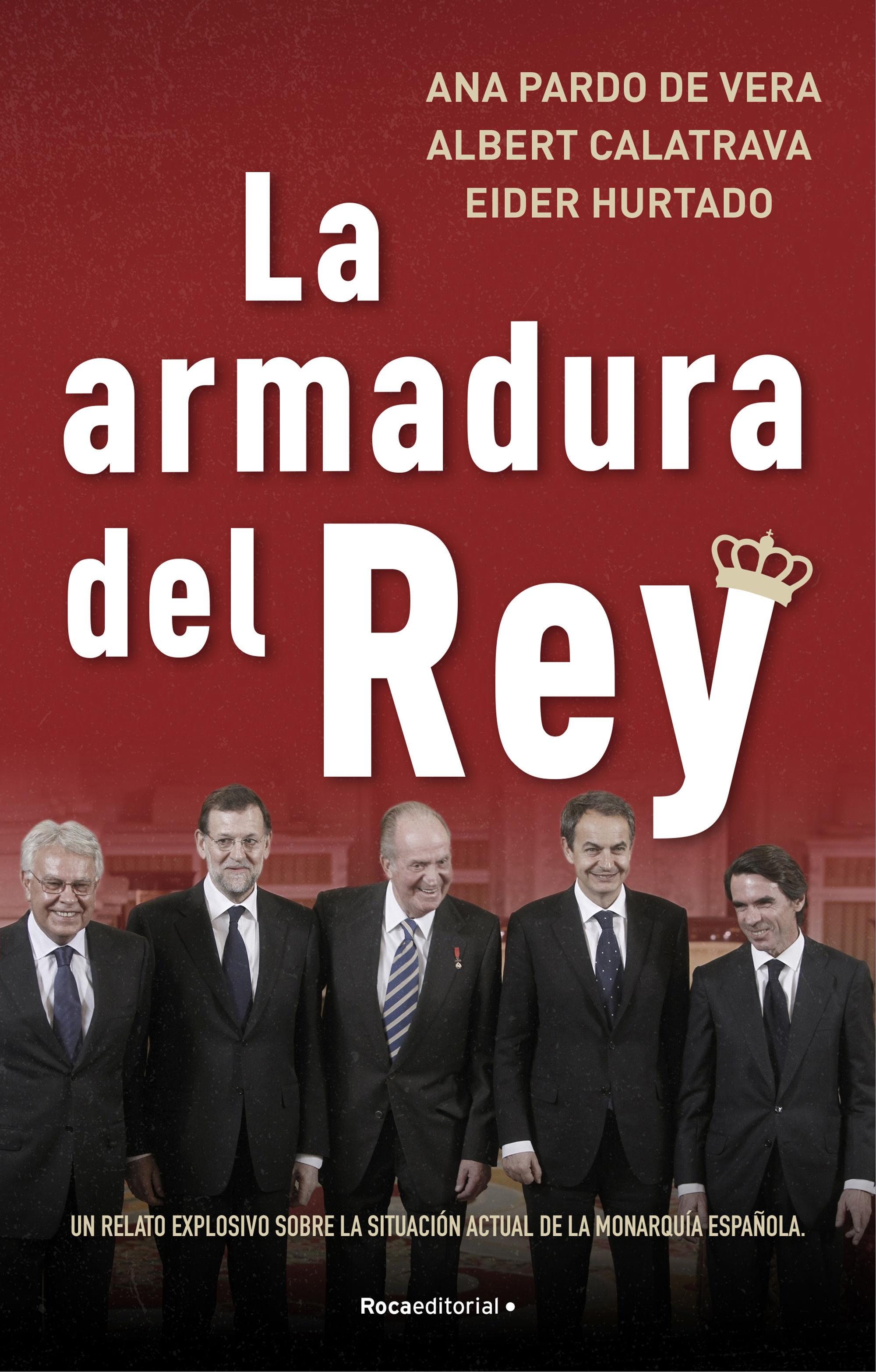 ARMADURA DEL REY LA