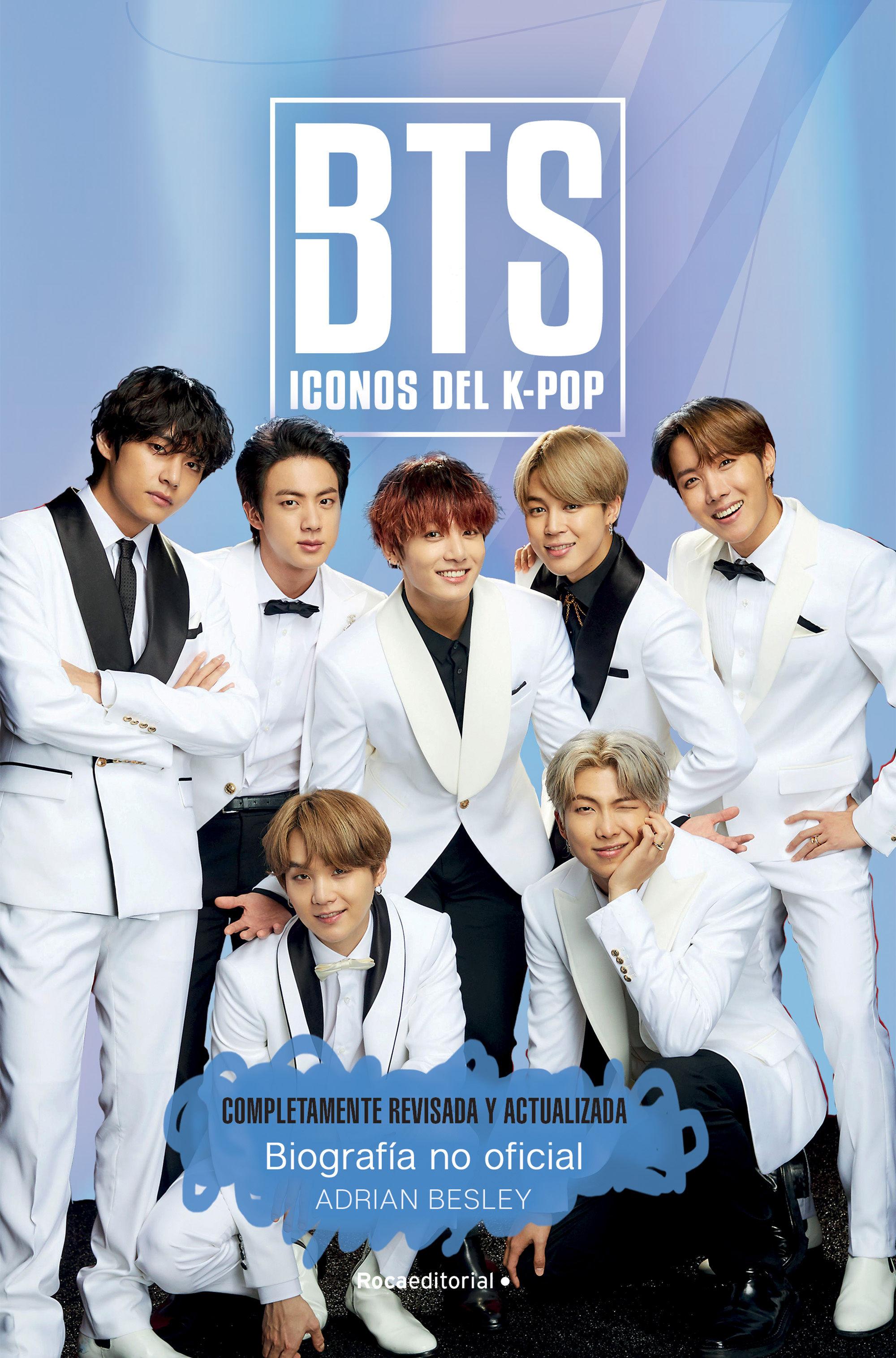 BTS ICONOS DEL K POP EDICION ACTUALIZADA
