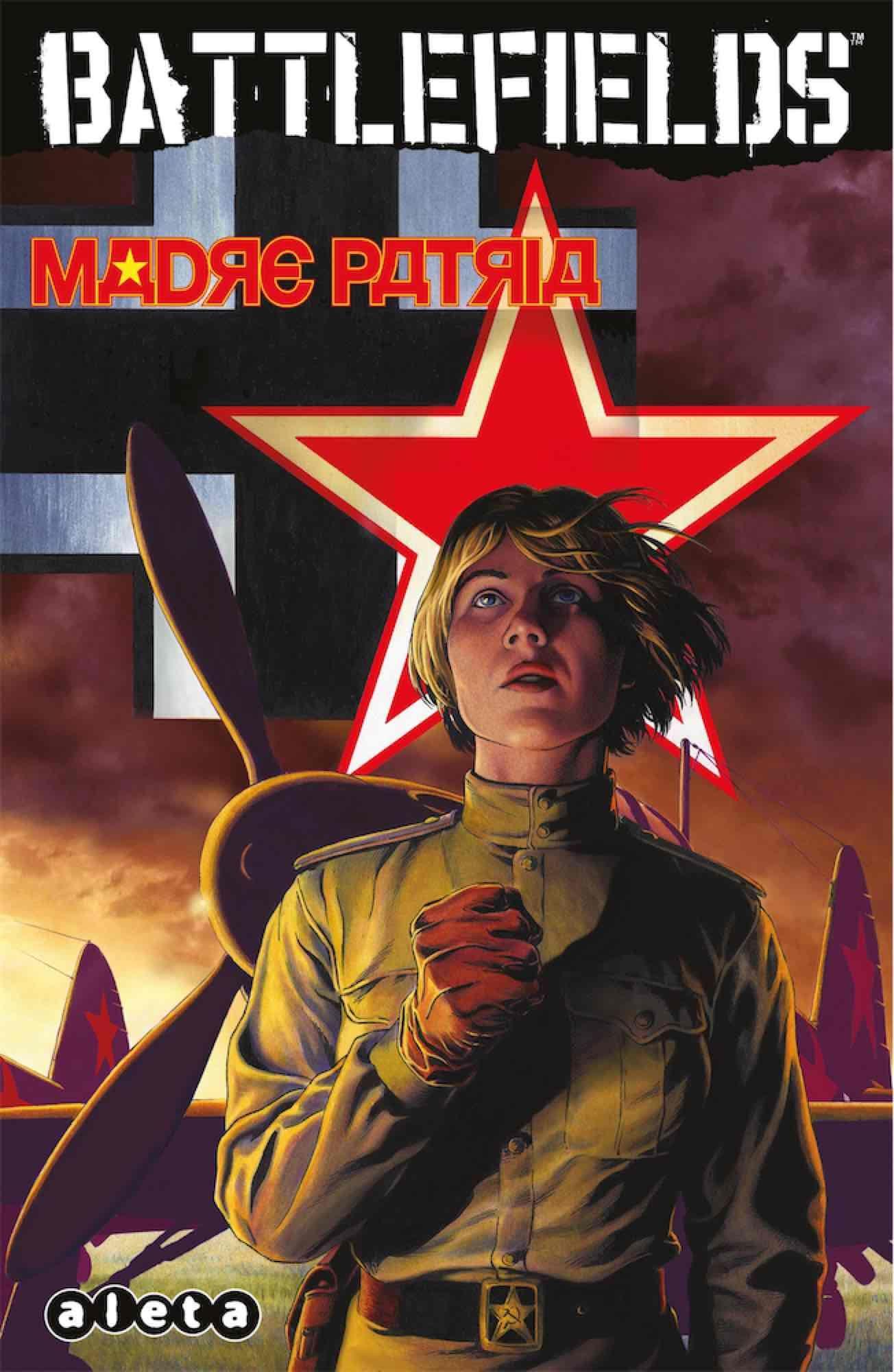 BATTLEFIELDS VOL 6 MADRE PATRIA