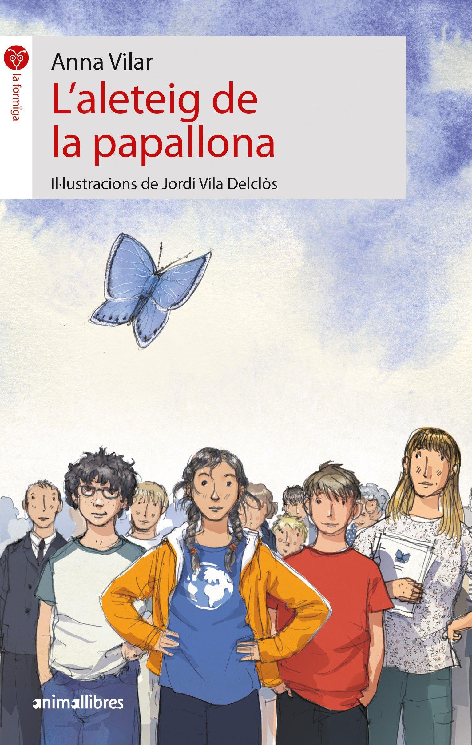 ALETEIG DE LA PAPALLONA L