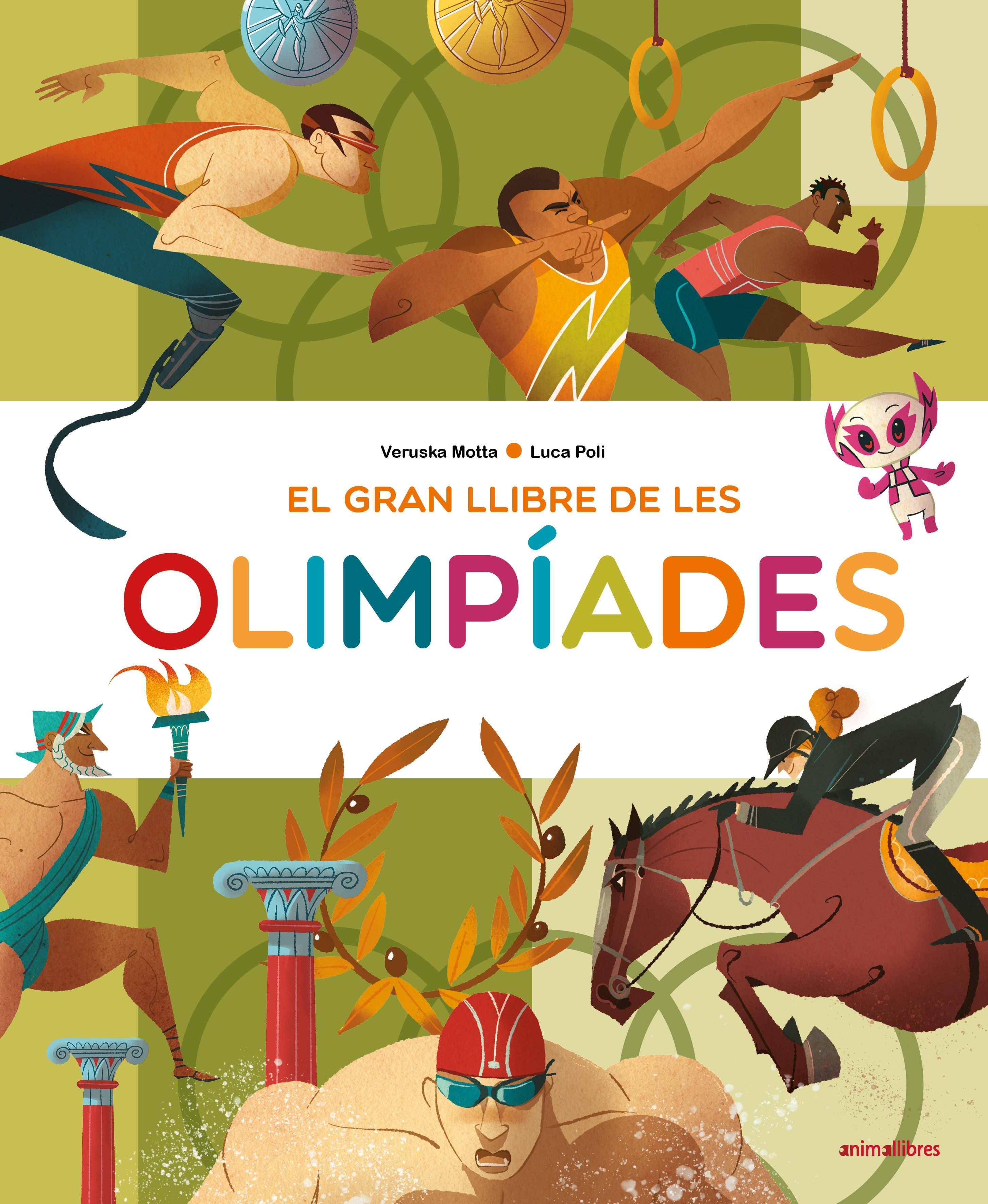 GRAN LLIBRE DE LES OLIMPIADES EL