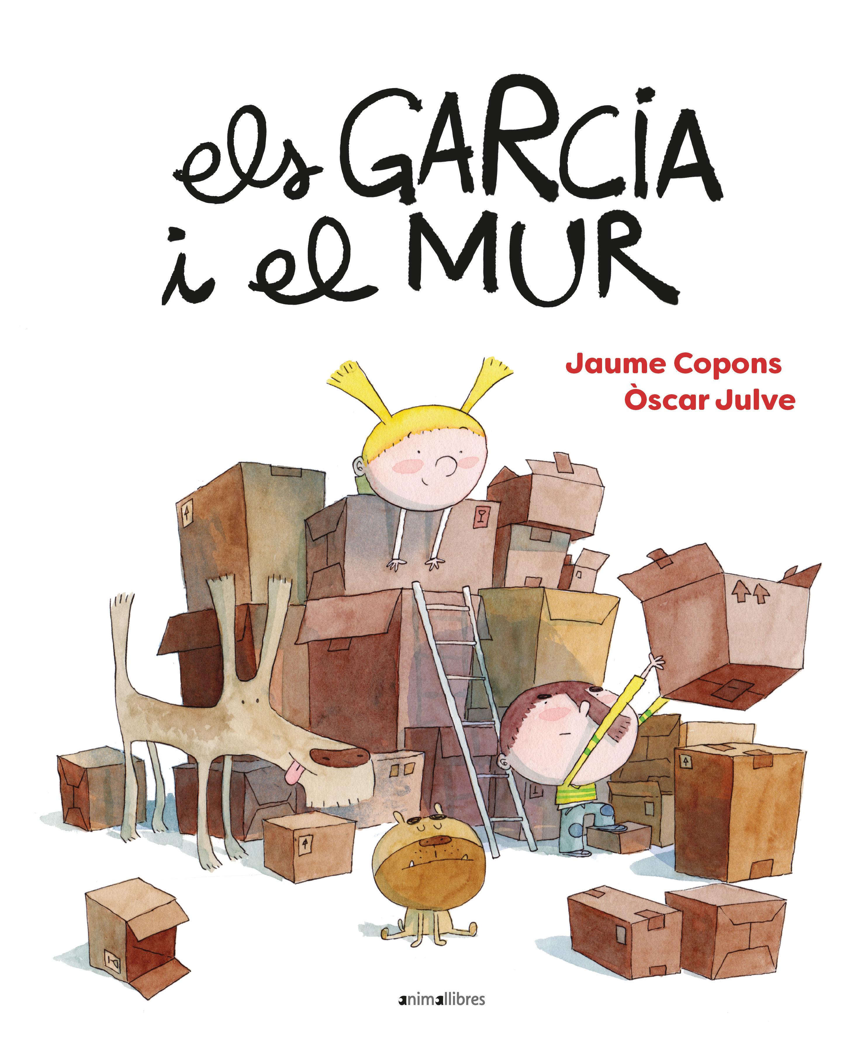 GARCIA I EL MUR ELS