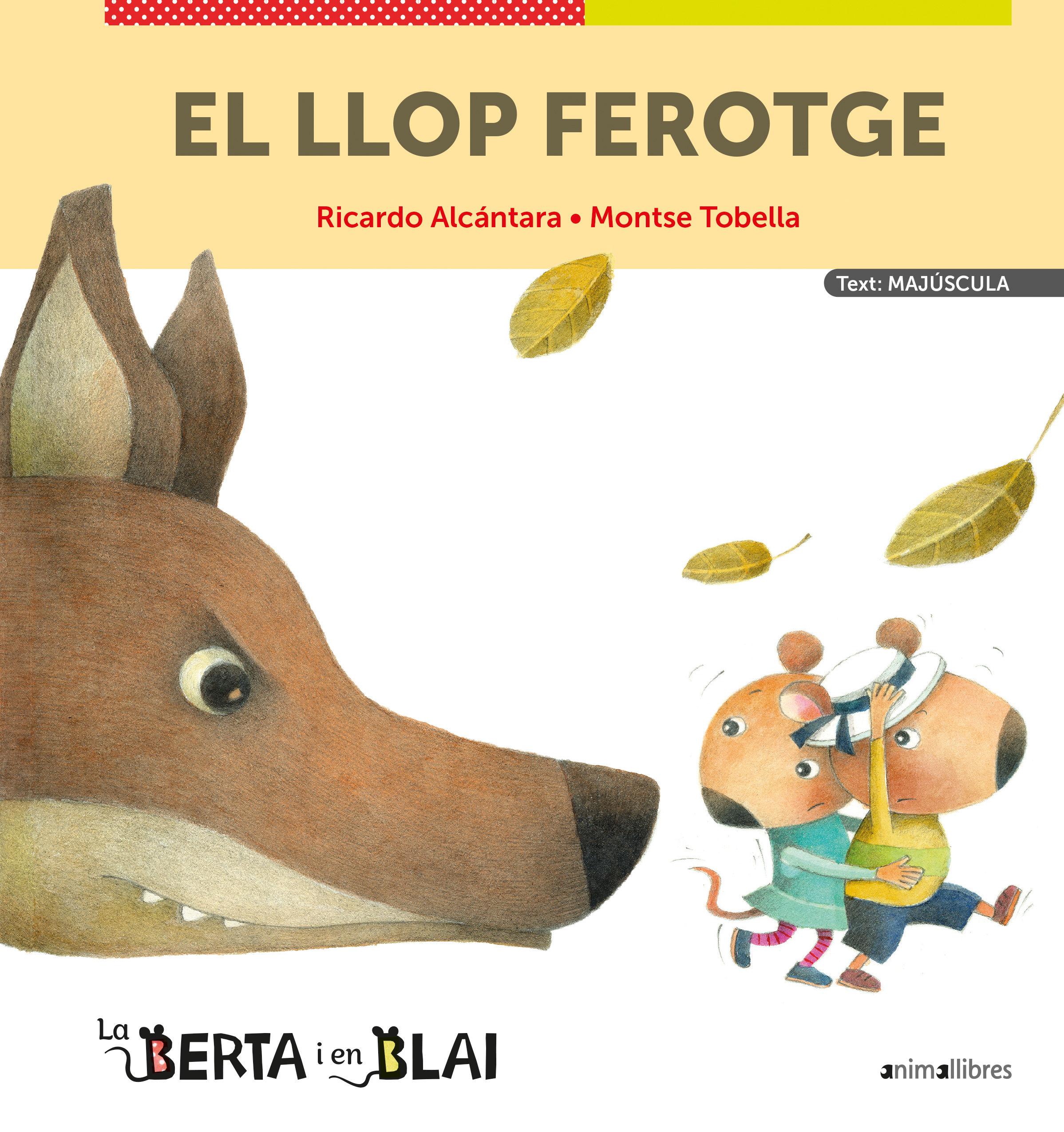 LLOP FEROTGE EL MAJUSCULA