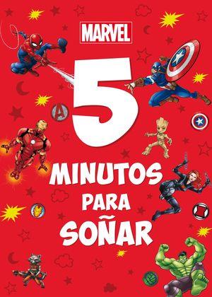 MARVEL 5 MINUTOS PARA SOÑAR