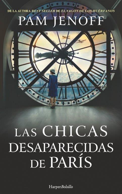 CHICAS DESAPARECIDAS DE PARIS LAS