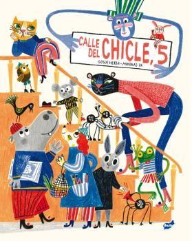 CALLE DEL CHICLE 5