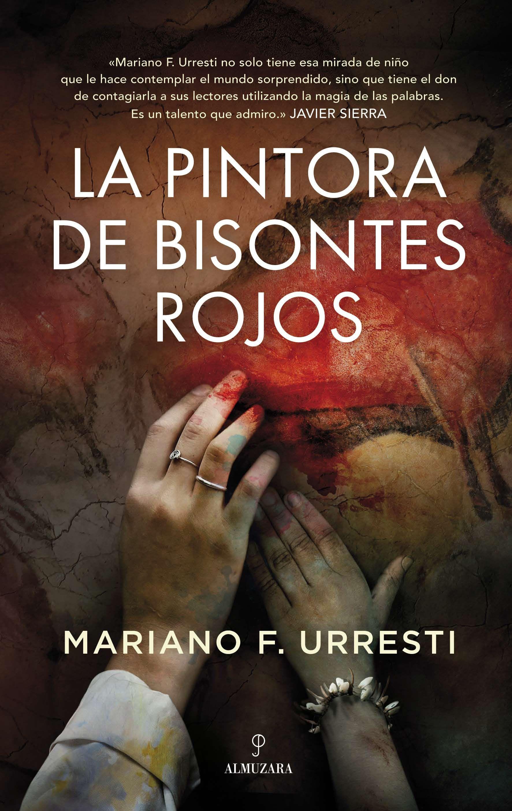 PINTORA DE BISONTES ROJOS LA