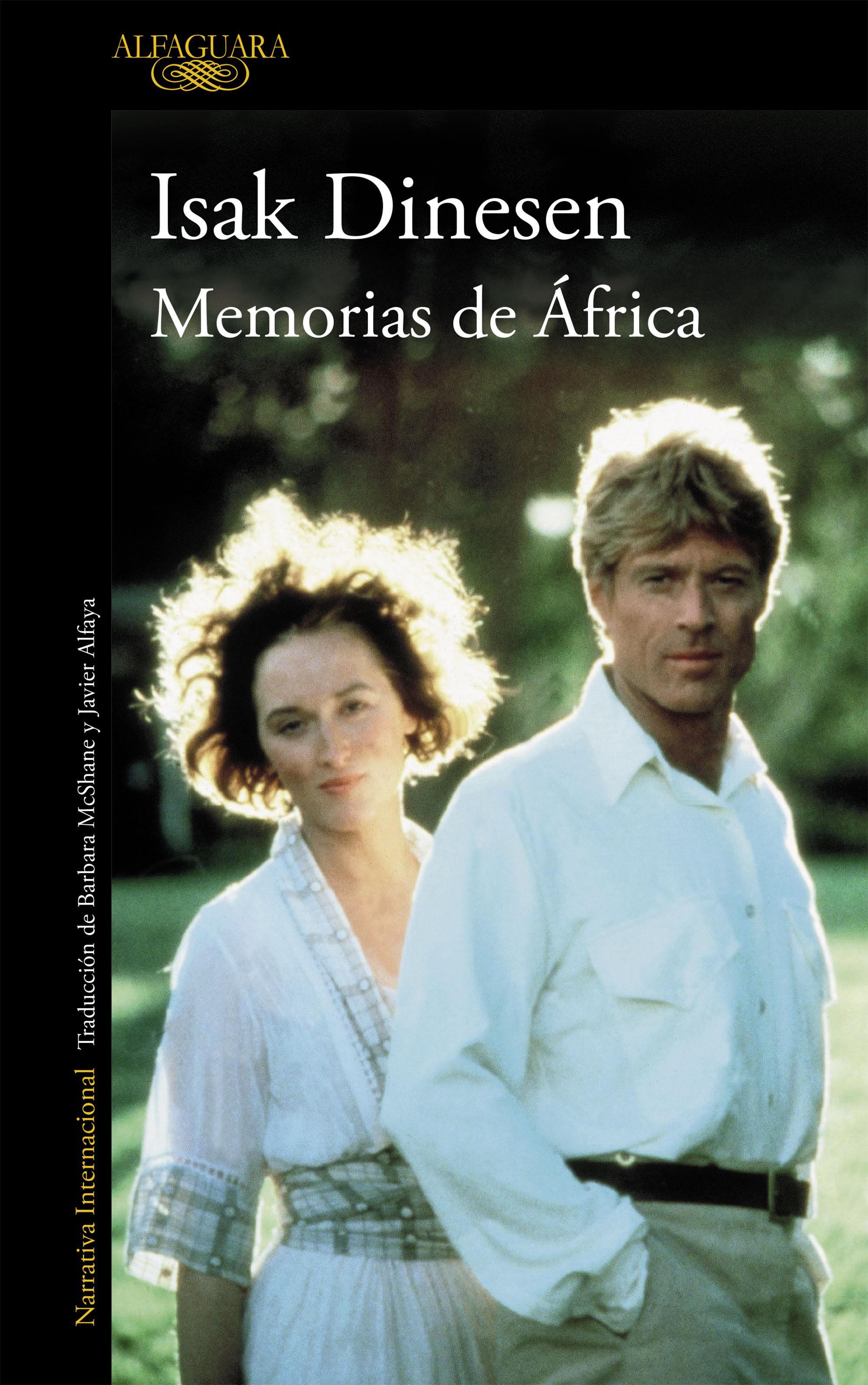 MEMORIAS DE AFRICA