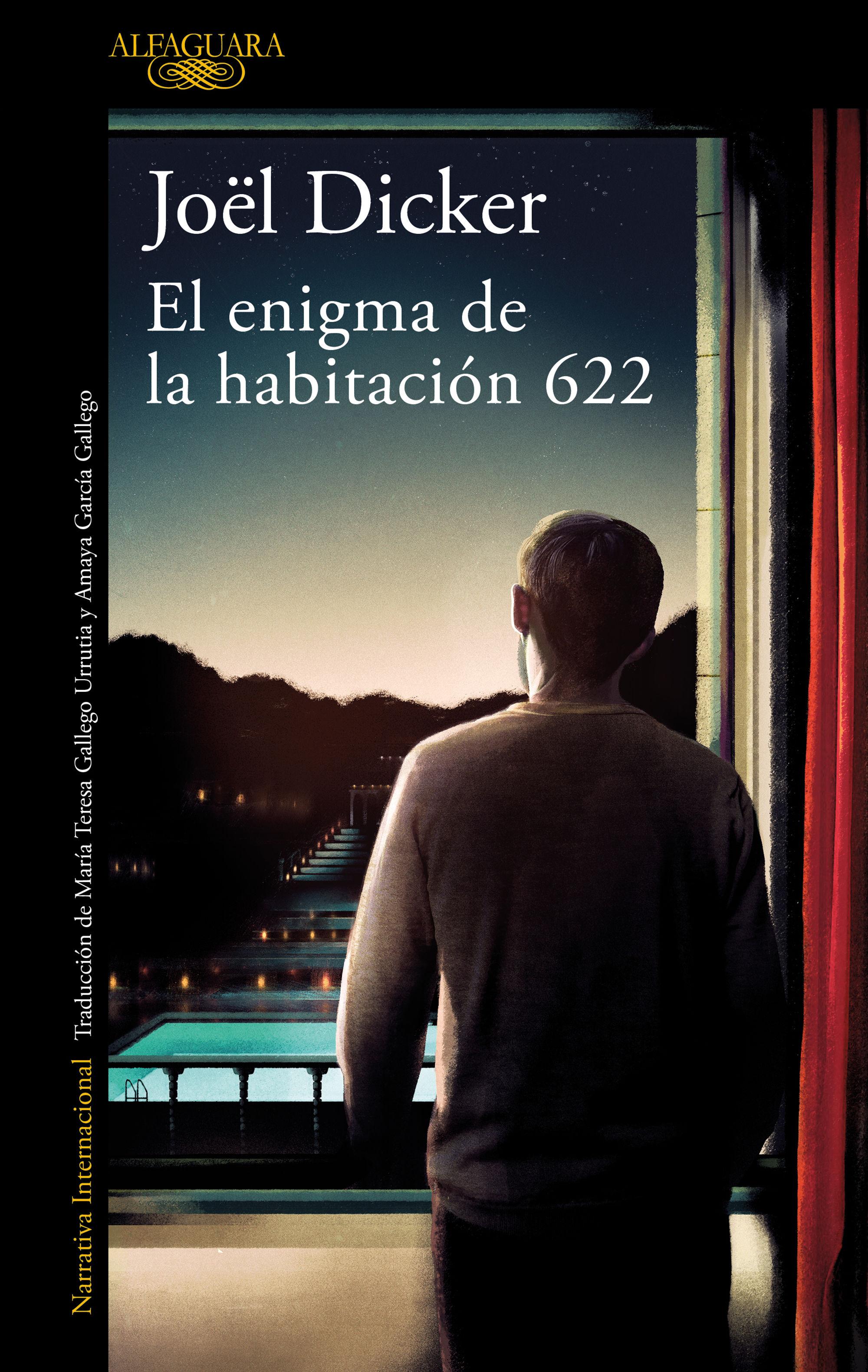 ENIGMA DE LA HABITACIÓN 622 EL