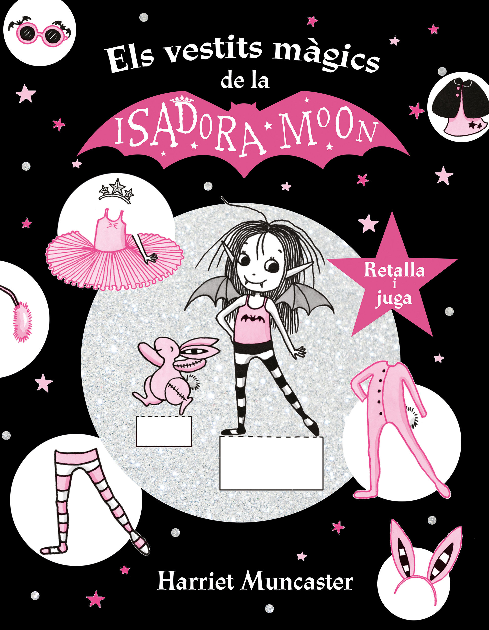 ISADORA MOON I ELS VESTITS MAGICS LA ISADORA MOON