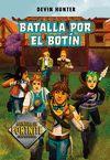 BATALLA POR EL BOTIN AVENTURA EN FORTNITE