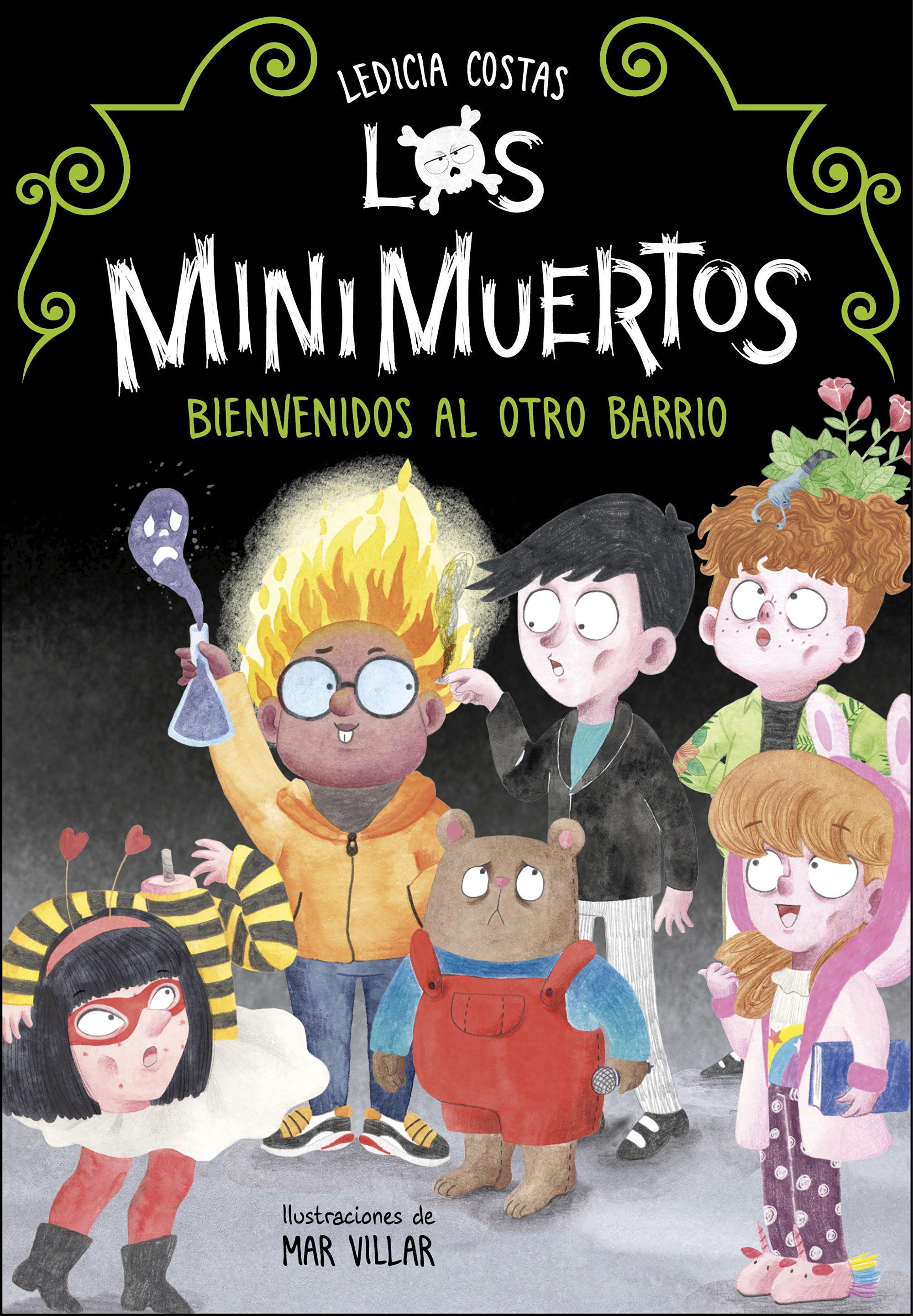 MINIMUERTOS 1 BIENVENIDOS AL OTRO BARRIO