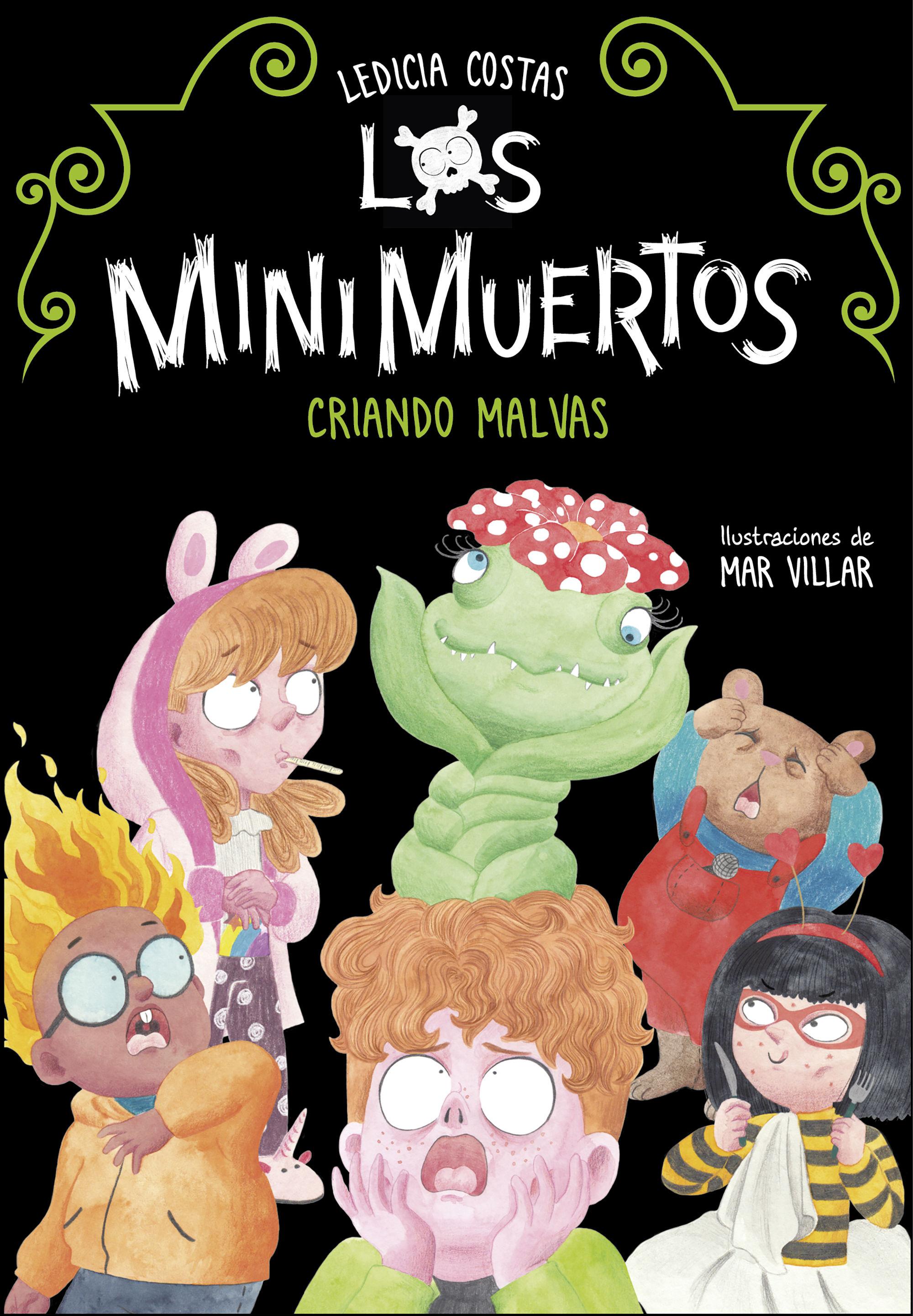MINIMUERTOS 2 CRIANDO MALVAS